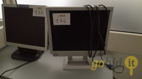 Office furniture and equipment - Cred. Agr. 07/2013 - Terni Law Court - Sale 10