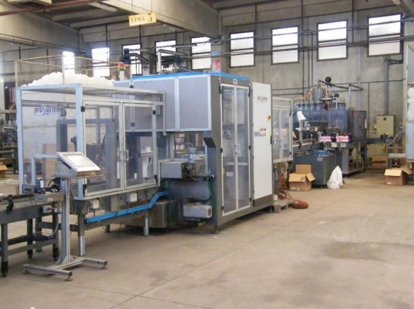 Bottling lines - Machinery and equipment - Cred. Agreem. 10/2016 - Bari Law Court - Offers Gathering - 3